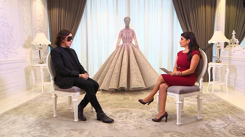 Photo of UAE-based celebrity couturier Michael Cinco pivots to protective clothing during pandemic