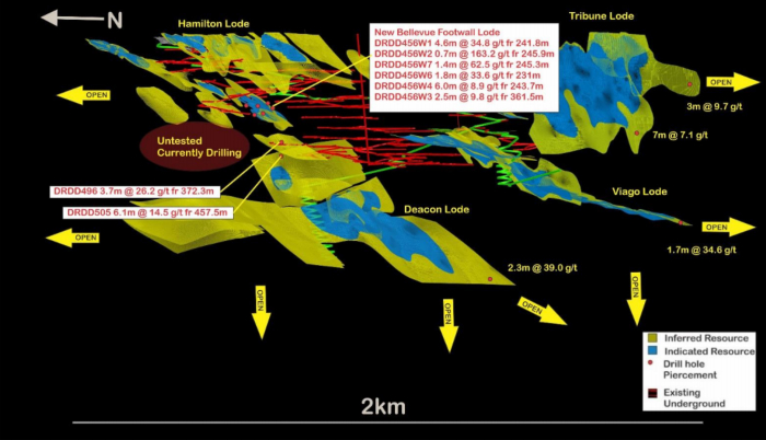 Photo of Bellevue Gold hits of up to 163 g/t gold at namesake project pave way for indicated resource upgrade