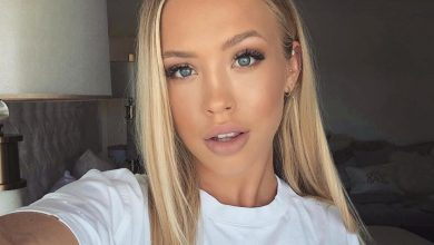 Photo of Tammy Hembrow to walk first catwalk in 'risque' PrettyLittleThing outfit