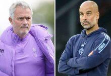 Photo of Tottenham vs Man City: 'Cards on the table' as Pep Guardiola and Jose Mourinho meet again