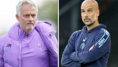 Photo of Tottenham vs Man City: 'Cards on the table' as Pep Guardiola and Jose Mourinho meet again