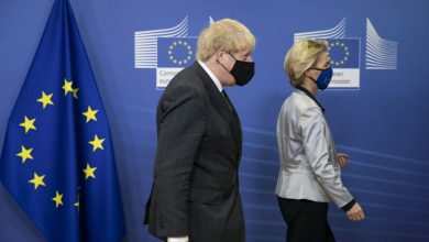 Photo of UK and EU agree to keep talking past Sunday deadline as 'no-deal Brexit' looms large