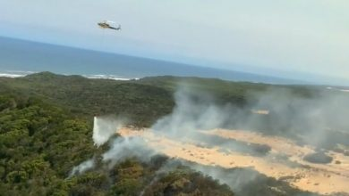 Photo of Happy Valley: Emergency bushfire warning issued for Fraser Island residents