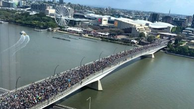 Photo of Final weekend for general traffic on Brisbane's Victoria Bridge, now set to become 'green' bridge