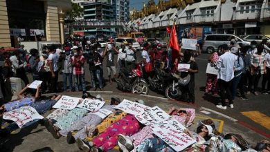 Photo of Mourning the death of a young anti-coup protester, demonstrators return to Myanmar streets