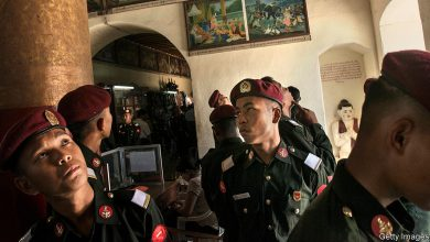 Photo of Myanmar's military resorts to strong-arm behaviour, and the country takes a step backwards