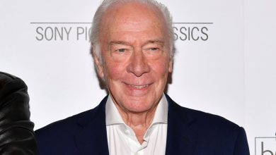 Photo of Hollywood Legend Christopher Plummer Passes Away At 91