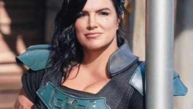Photo of 'The Mandalorian' Star Gina Carano Axed After 'Abhorrent' Social Media Posts