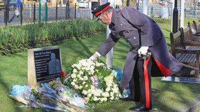 Photo of 'Your spirit lives on': Britain farewells war veteran and pandemic hero Captain Sir Tom Moore