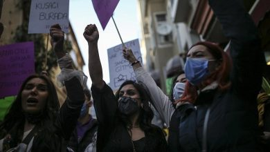 Photo of 'Huge setback': Fury as Turkey withdraws from international treaty preventing violence against women
