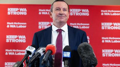 Photo of Re-elected WA Premier Mark McGowan says election win is a 'humbling experience'