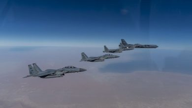 Photo of B-52 Bombers Return To Mideast Amid Afghan Pullout