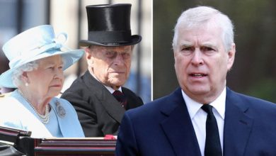 Photo of Prince Philip: The Queen says his death has 'left a huge void' – Duke of York
