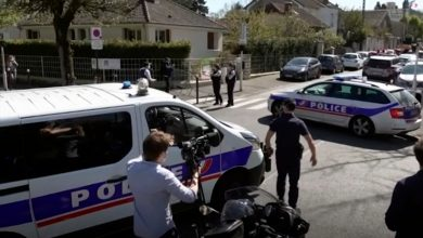 Photo of France launches anti-terror probe after police worker killed in stabbing attack near Paris