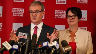 Photo of Michael Daley announces run for Labor leadership: 'I want to be your premier in 2023'