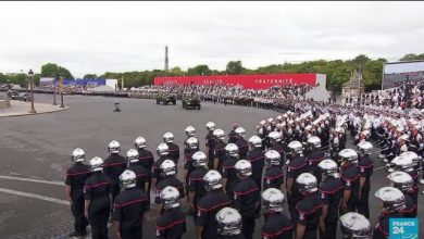 Photo of French soldiers warn of civil war in new letter