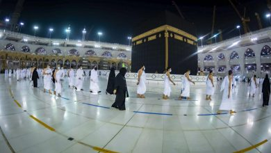 Photo of Saudi to allow 60,000 vaccinated residents to perform hajj