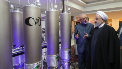 Photo of Iran Says It Can Enrich Uranium To Weapons-Grade