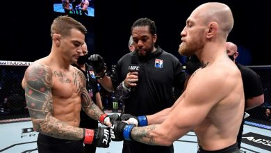 Photo of McGregor's Latest Jab At Poirier May Hint Beef Has Gone Deep
