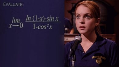 Photo of Mean Girls iconic maths question was wrong reveals expert