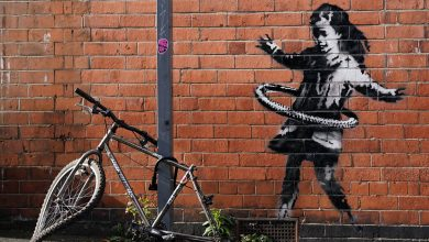 Photo of Potential Banksy artwork appears in Suffolk