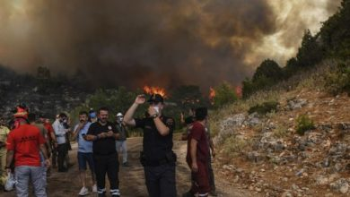 Photo of EU sends help to Turkey as wildfire death toll reaches eight