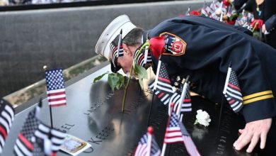 Photo of 9/11 anniversary: Emotional tributes paid to lives lost