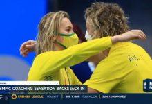 Photo of Olympic coaching sensation backs Shayna Jack