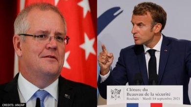 Photo of Scott Morrison defends axing French submarine deal and denies looming war with China