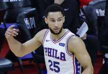 Photo of Ben Simmons kicked out of practice, suspended for one game
