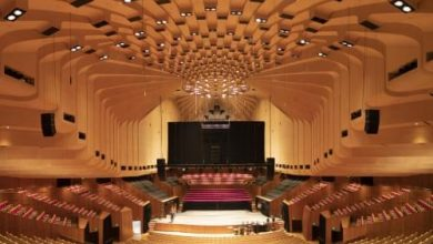 Photo of Refurbished Sydney Opera House concert hall reopens with new work